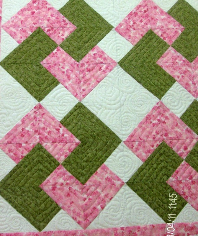 A quilt blog, blogging about the 200 quilts from
