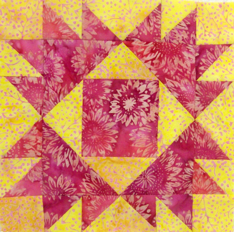 Quilting Blog, Union from
