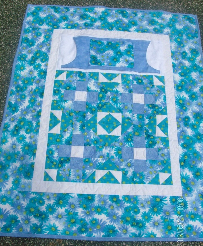 Quilt Blog showing the