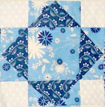 Kings Crown Quilt Block