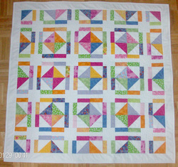 Friendship Baby Quilt