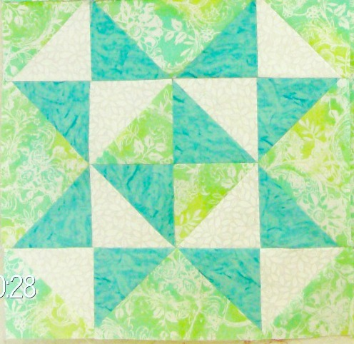 Quilting Blog - Homesewn by Carolyn blogging about the Wheel of Time quilt block from