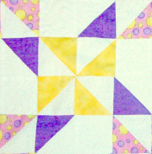 Year's Favorite quilt block from