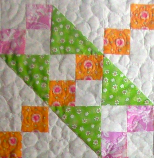 Quilt Blog - The Underground Railroad Quilt Block from