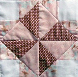 Windmill Square is anothe great quilt block from