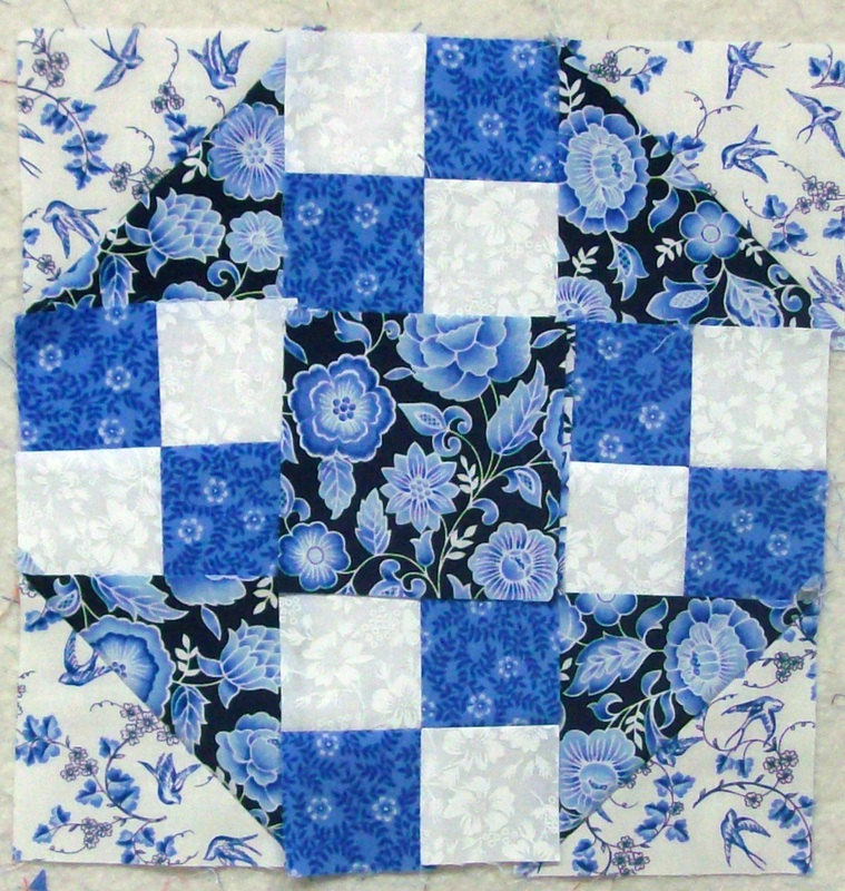 Quilting blog from Homesewn by Carolyn talking about her favorite quilt book,
