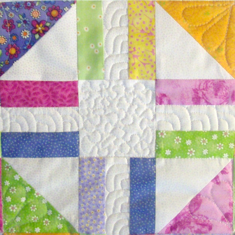Friendship Quilt Block from