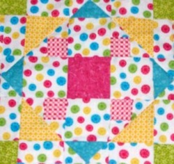 Old Favorite Quilt Block from