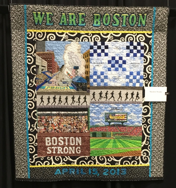 We are Boston Strong Quilt